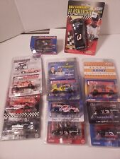 Dale Earnhardt 1/64 Lot Of 11 (Wrangler, Army, K-2, Coca Cola, Flashlight)