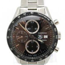 Tag Heuer Carrera Automatik Chronograph Uhr 41mm Uhrmachermeister