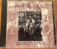 We'll Meet Again: Classic War Songs by Various Artists CD Hallmark Like NEW!