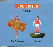 PRETENDERS Orlando THE L.A.'s Nick Hornby FEVER PITCH  EUROPE CD single SEALED