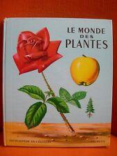 ENCYCLOPEDIE EDUCATIVE ENFANT : LE MONDE DES PLANTES – ILLUSTRATION ROMAIN SIMON