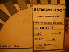 GROVE FLEXALINE REDUCER TMQ1206 POS 2 10:1 56C TYPE 220