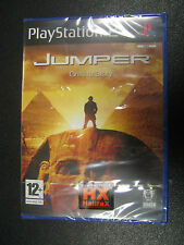 JUMPER GRIFFIN'S STORY  PS2  NUOVO SIGILLATO