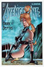 Avatar Press Avengelyne: Dark Depths (2001) #2 Marat Mychaels Cover NM