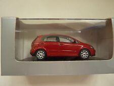 VW Golf Plus 1.43 Sunset Red Model Car