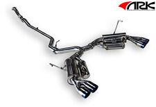 ARK Performance GRiP Cat Back Exhaust FOR Subaru WRX STI 11+ SEDAN SM1302-0210G