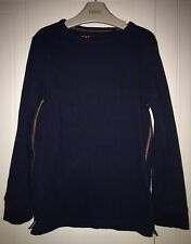 Boys Age 8 (7-8 Years) Next Long Sleeved Navy Top