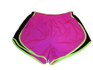 Nike Neon Pink Dry-Fit Exercise Shorts