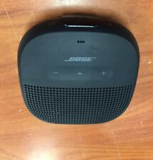 Bose SoundLink Micro Portable Bluetooth Speaker System (Model 423816, Black)