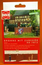 Busch 7812 - Ausgestaltungs-Set H0: Drohne mit Zubehör