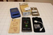 SAMSUNG GALAXY NOTE 3 BLACK 32GB LTE CAT.4 SM-N9005 + ACCESSORI USATO