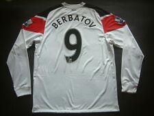 BERBATOV MUFC AWAY match issued EPL ML-LS 2010-2011