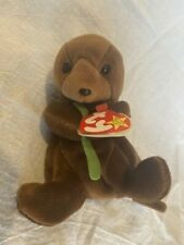 Ty Beanie Baby 1995/1996 Seaweed the Otter