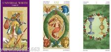 Universal Wirth Tarot Instructions NEW Divination Occult Pictorial Minor Arcana