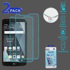 LG STYLO 3 / STYLO 3 PLUS Crystal Clear Tempered Glass Screen Protector 9H 2 PCS