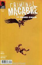 Criminal Macabre Third Child #2 Comic Book 2014 - Dark Horse