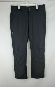Columbia Bugaboo Omni-Heat Snow Pants, Navy, Women's Medium