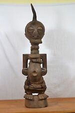 African tribal art,Songye  fetish statue from Democraric Republic of Congo