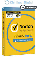 Norton Internet Security 2018 - 3 Usuarios 1 Año - 3 PC 1 Year - EU Version Only