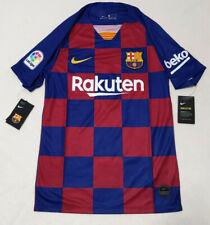 FC Barcelona 2019/2020 (Men's Medium) Home Stadium Jersey Nike La Liga Patch NWT