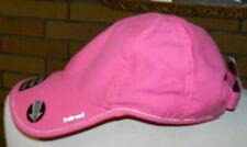 Hind Performance Running Hat - Lightweight, Quick Dry, Sport Cap Women - Pink