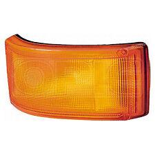 Indicador: Flasher Lámpara con Lente ámbar | Hella 2BA 005 603-001