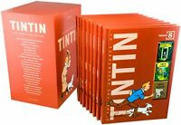 The Complete Adventures Of Tintin Young Adult Collection Hardback By Herge
