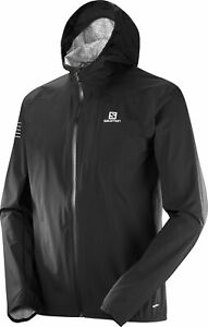 Salomon Bonatti Waterproof Hiking Jacket - Mens