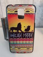 Coque Plastique Rigide SAMSUNG S5 MINI - Hakuna Matata Le Roi Lion Disney