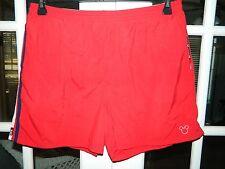 "DISNEY Men's ""MICKEY AMERICN SPORT"" Swim Shorts Size Large Superior Condition"