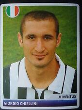 Panini 365 Giorgio Chiellini Juventus Turin UEFA CL 2006/07