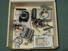 Canon PowerShot A70 3.2 MP Kompaktkamera - Silber