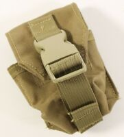 NEW London Bridge LBT-9008A Single Frag Grenade Compass MOLLE Pouch Coyote Brown