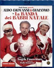 LA BANDA DEI BABBI NATALE - Blu-Ray NUOVO E SIGILLATO