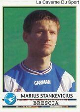 STANKEVICIUS LITHUANIA BRESCIA CALCIO RARE UPDATE STICKER CALCIATORI 2002 PANINI