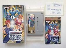 Ghost Chaser Densei Super Famicom SFC SNES Japan Free Shipping