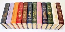 Easton Press Andrew Lang  FAIRY BOOKS complete 12 volumes