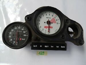 Cockpit Speedometer Instrument Unit Tachometer Aprilia Rs 125 Af 1 125 #R3950