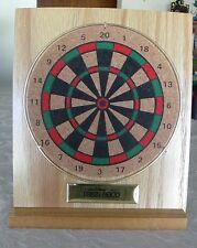 DISNEY ROBIN HOOD Dart Board nice wood Very Collectible
