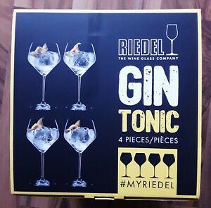 RIEDEL Gin Glas Set - 4-teilig (5414/67)