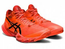 Asics Volleyball Shoes METARISE TOKYO 1051A059 SUNRISE RED/ECLIPSE BLACK