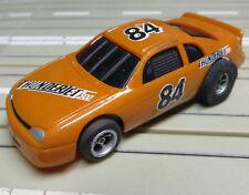 para H0 coche slot racing Maqueta de tren Nascar Con AFX CHASIS