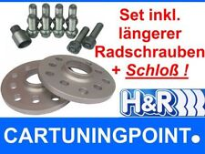 H&R Separadores VW POLO R WRC 6r 16mm+TORNILLO+CERRADURA Si