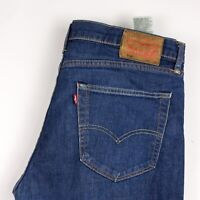 Levi's Strauss & Co Hommes 508 Droit Jambe Slim Jeans Extensible Taille W36 L34