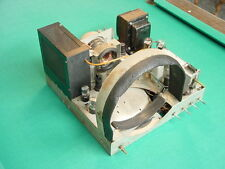 """Chassis for 1940's Dumont RA-103 Chatham, Doghouse 12"""" TV, Good Tuner Shaft"""