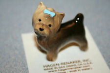 Hagen Renaker Dog Yorkshire Terrier Figurine Miniature 03177