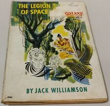 Vintage -Galaxy Magazine -The Legion Of Space -Science Fiction -Novel #2 - READ