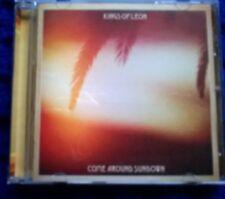 KINGS OF LEON - COME AROUND SUNDOWN 2010 CD ALBUM
