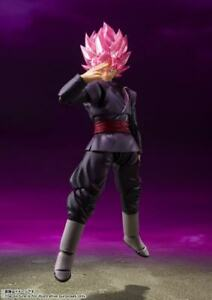 NEW! Bandai Tamashii Nations S.H. Figuarts Dragon Ball Super Goku Black Super Sa