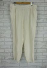 SUSSAN Casual Pants Sz 16 White